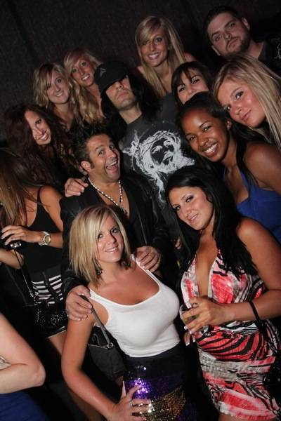 Criss Angel at Moon photo by Joe Fury