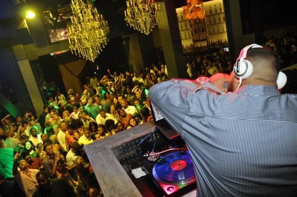 DJ Khaled spins at Chateau