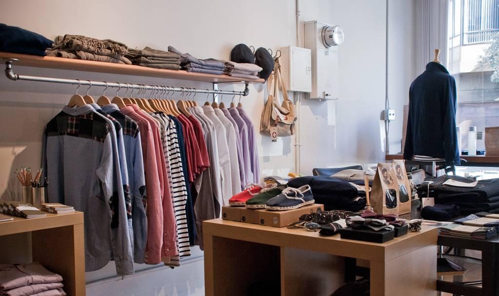 Department Seventeen – store shot