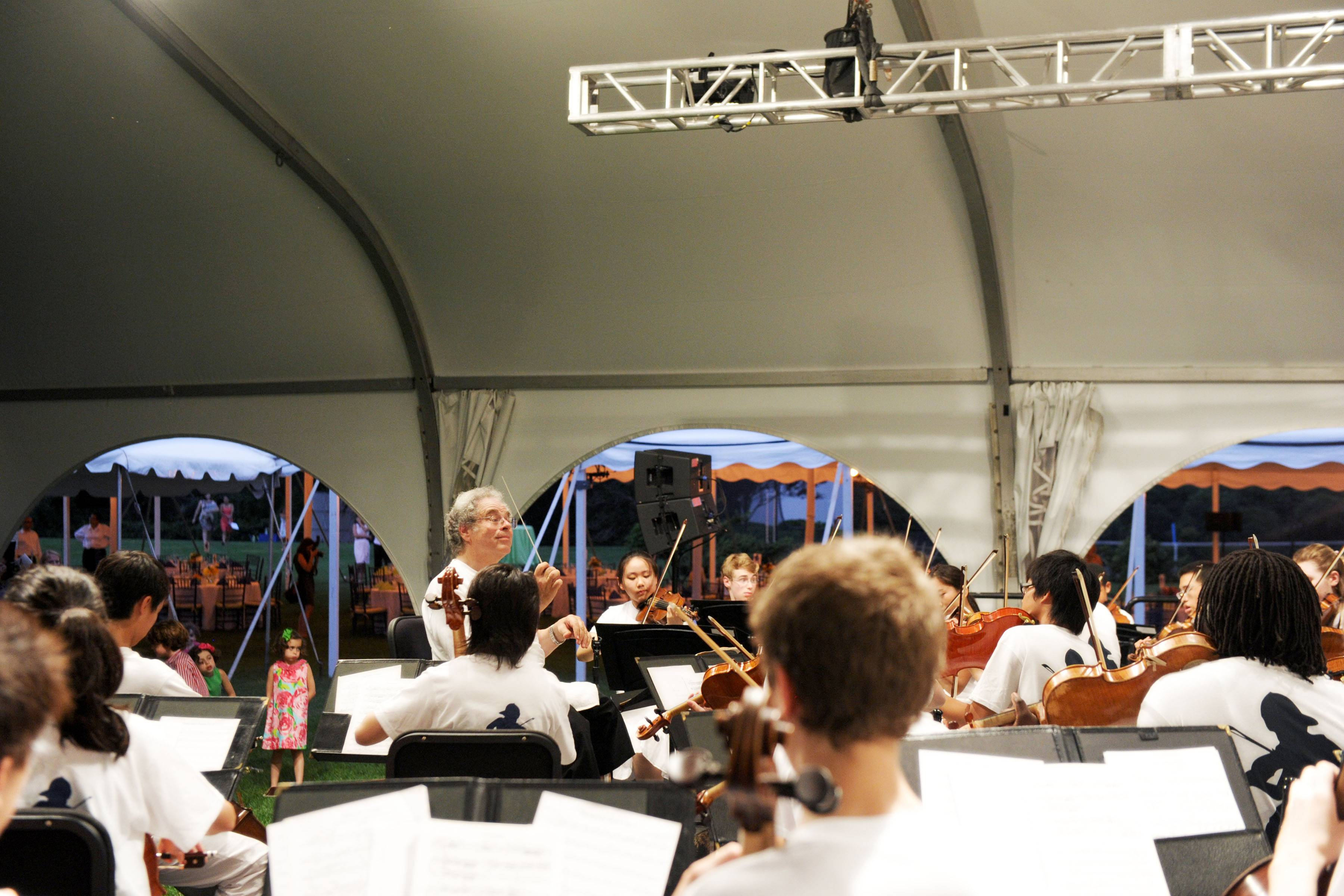 Ferrall_The Perlman Music Program Orchestra