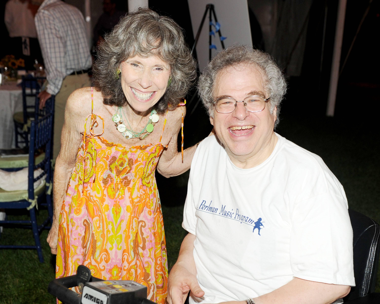 Ferrall_Toby and Itzhak Perlman