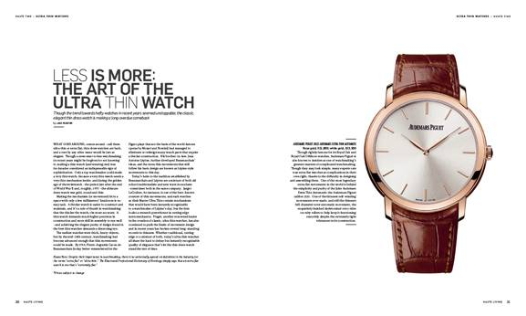 Haute-Time-thin-watches