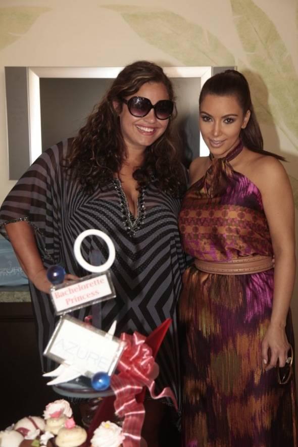 Kim and Khaela