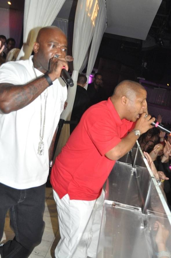 Naughty By Nature_Performance_PURE Nightclub