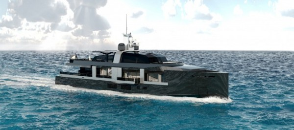 Superyacht Project Rebel by NewCruise