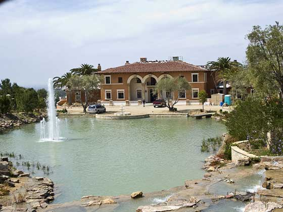 Villa de Lago