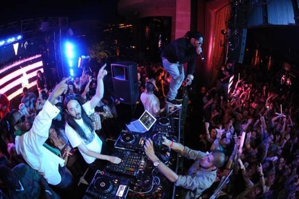 XS - Lil Jon, Flo Rida, Aoki to Mahoney