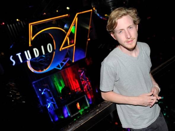 Asher Roth at Studio 54, Las Vegas 8.6.11