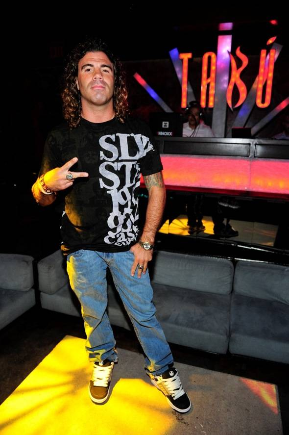 Clay Guida at Tabu Ultra Lounge, Las Vegas 8.22.11