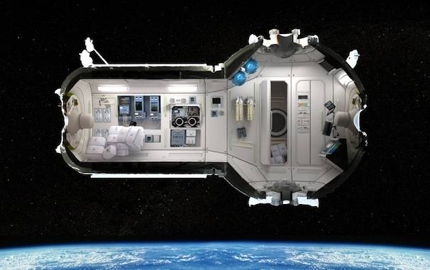 Commercial-Space-Station_Orbital-Technology