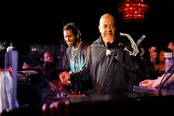 DJ RUCKUS AND REV RUN