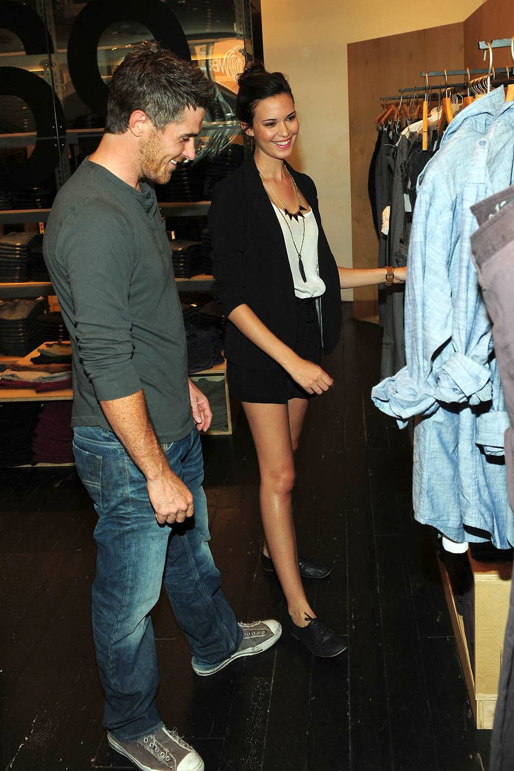 Odette Annable,Dave Annable