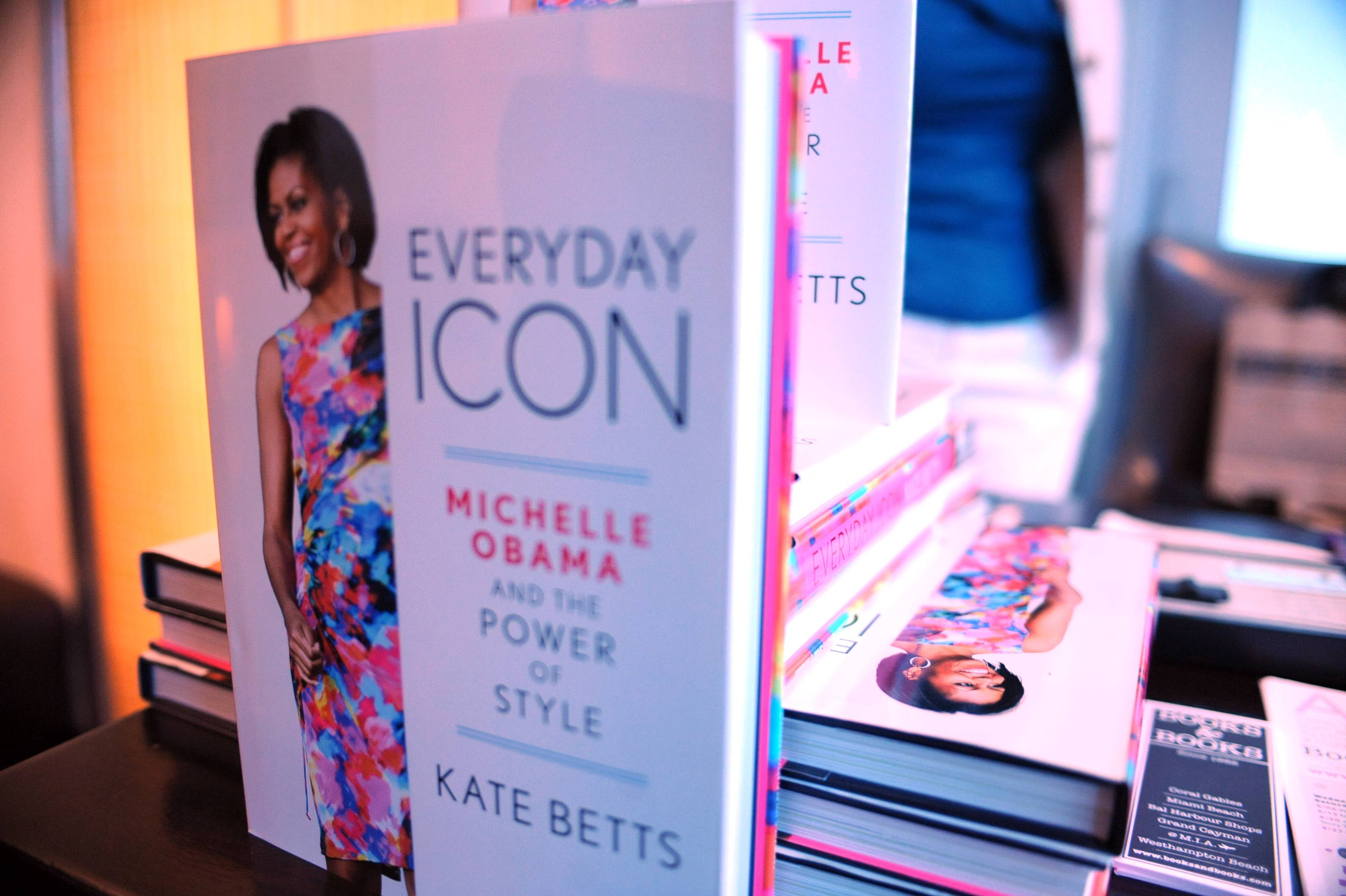 Everyday Icon, Michelle Obama and the Power of Style