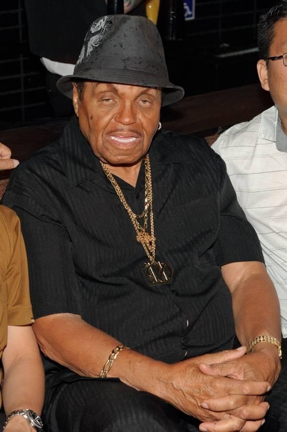 Joe Jackson at LAVO