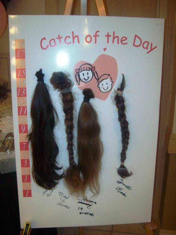 Locks of Love 2011 033 Catch of the Day