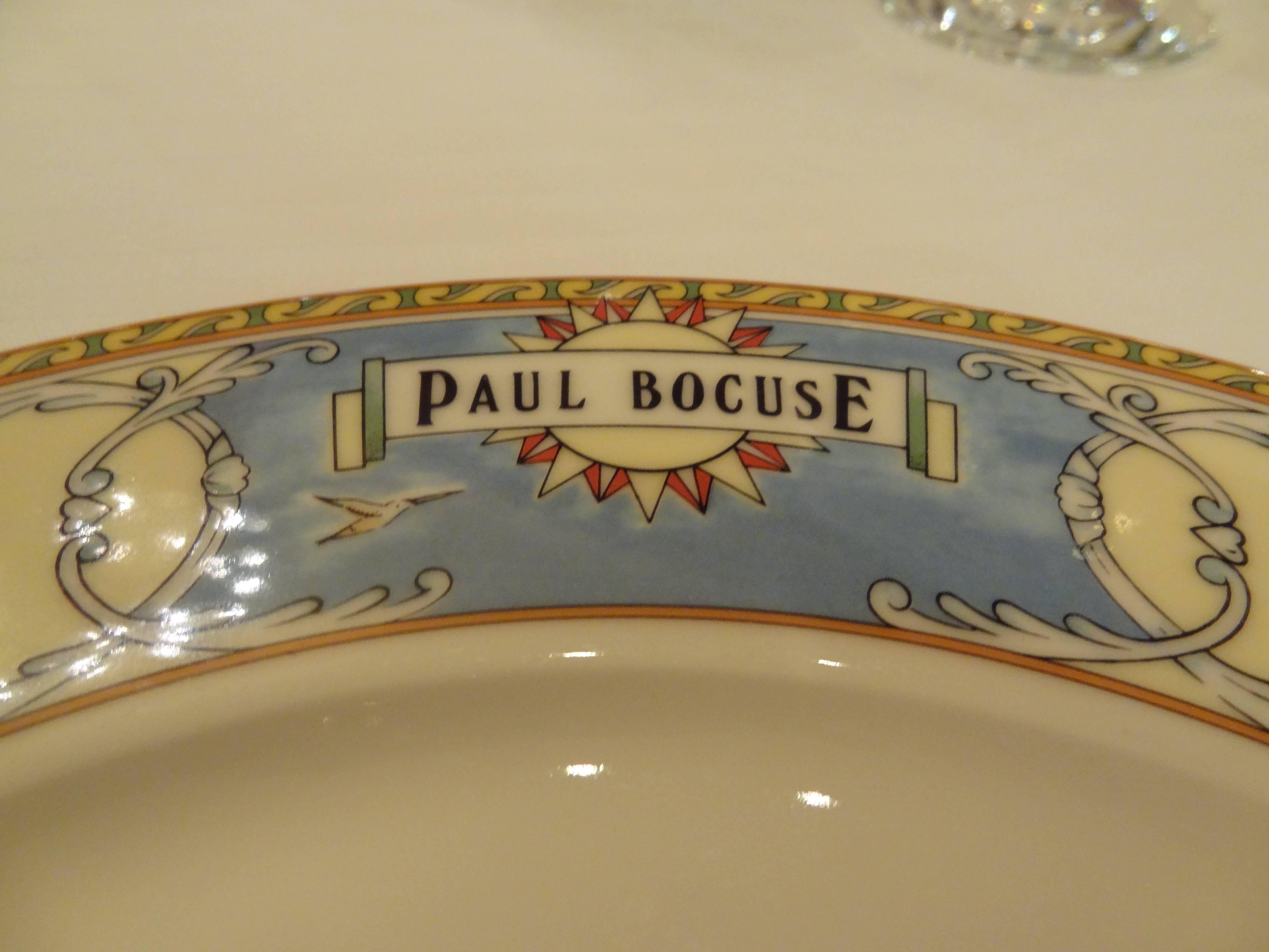 SIGNATURE DISHES @PAUL BOCUSE
