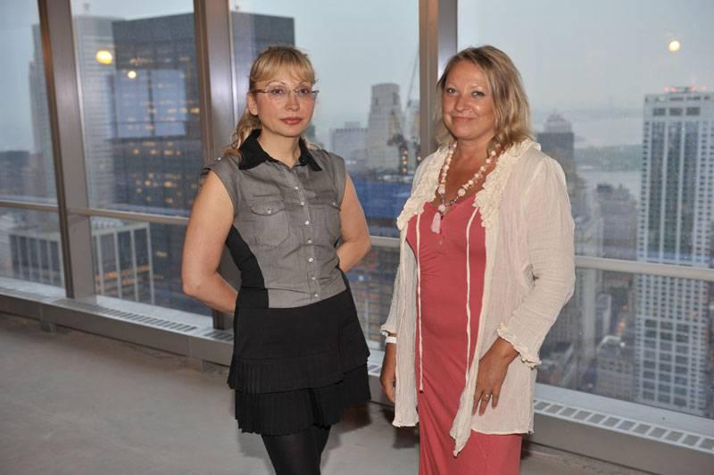Zeyna Gagne & Lana Petrov