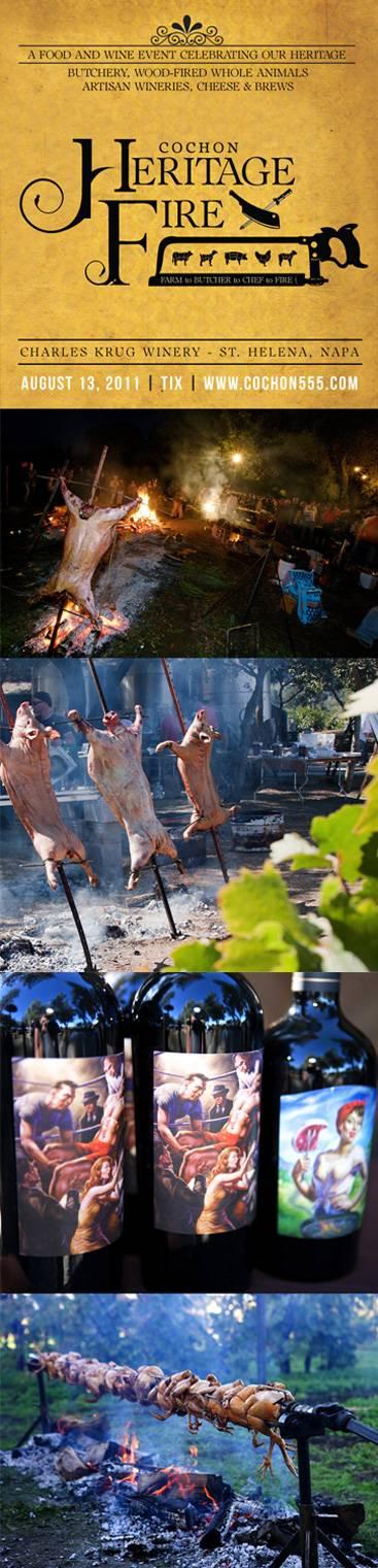cochon heritage fire
