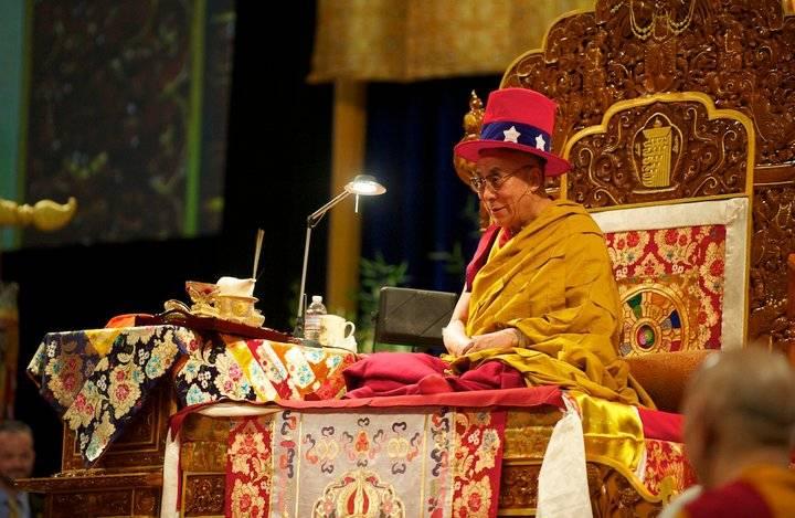 dalai lama and fabu hat kalachakra washington dc