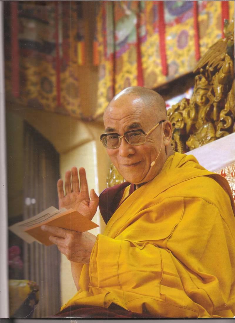 dalai lama kalachakra photo by abhishek madhukar