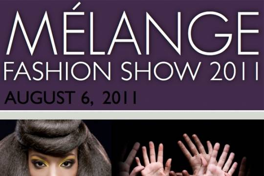Melange Fashion Show San Francisco The Mlange Fashion Show is