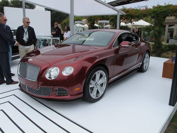 resize2012 Bentley GT at The Quail 2011