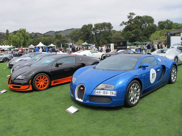 resizeBuggati rallied to The Quail 2011 from LA