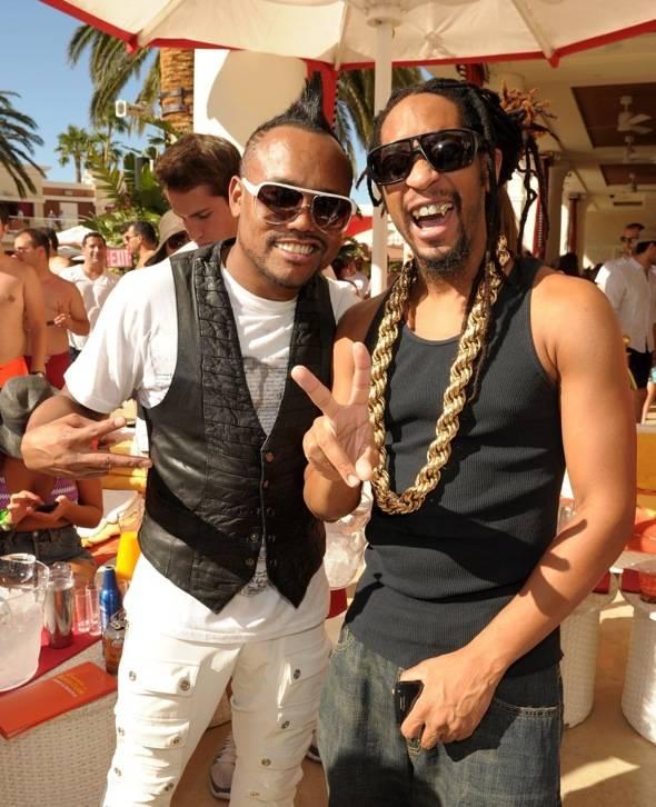 on September 2, 2011 in Las Vegas, Nevada.