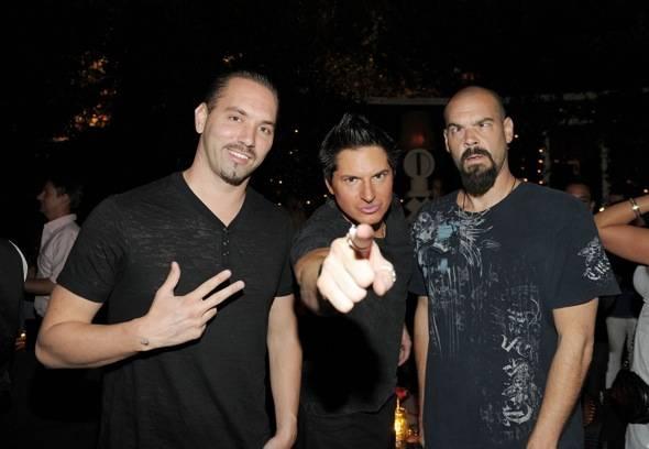 at Wynn Las Vegas on September 4, 2011 in Las Vegas, Nevada.