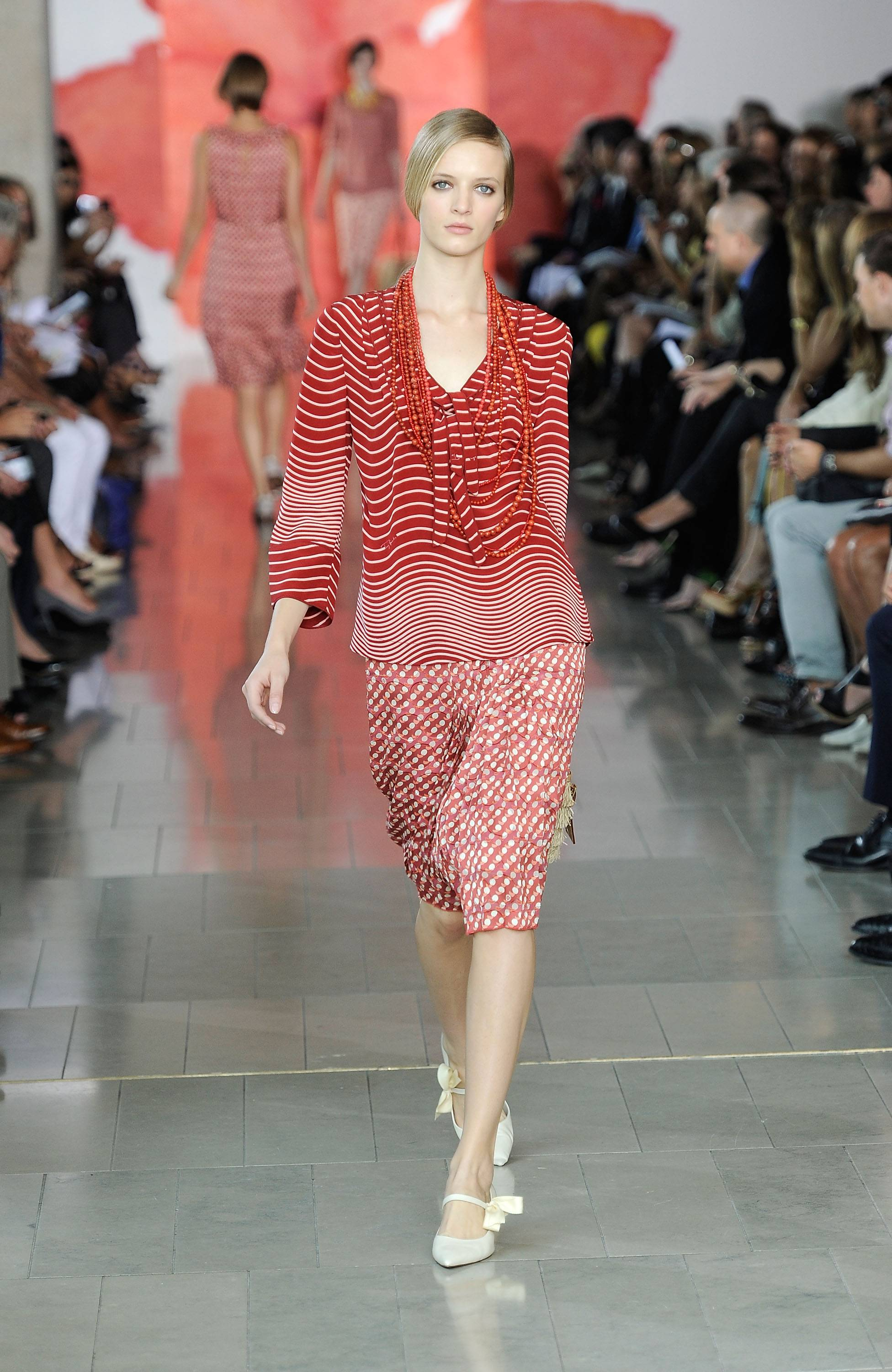 Tory Burch Runway Presentation 9, Mercedes Benz Fashion Week, s/s 2012