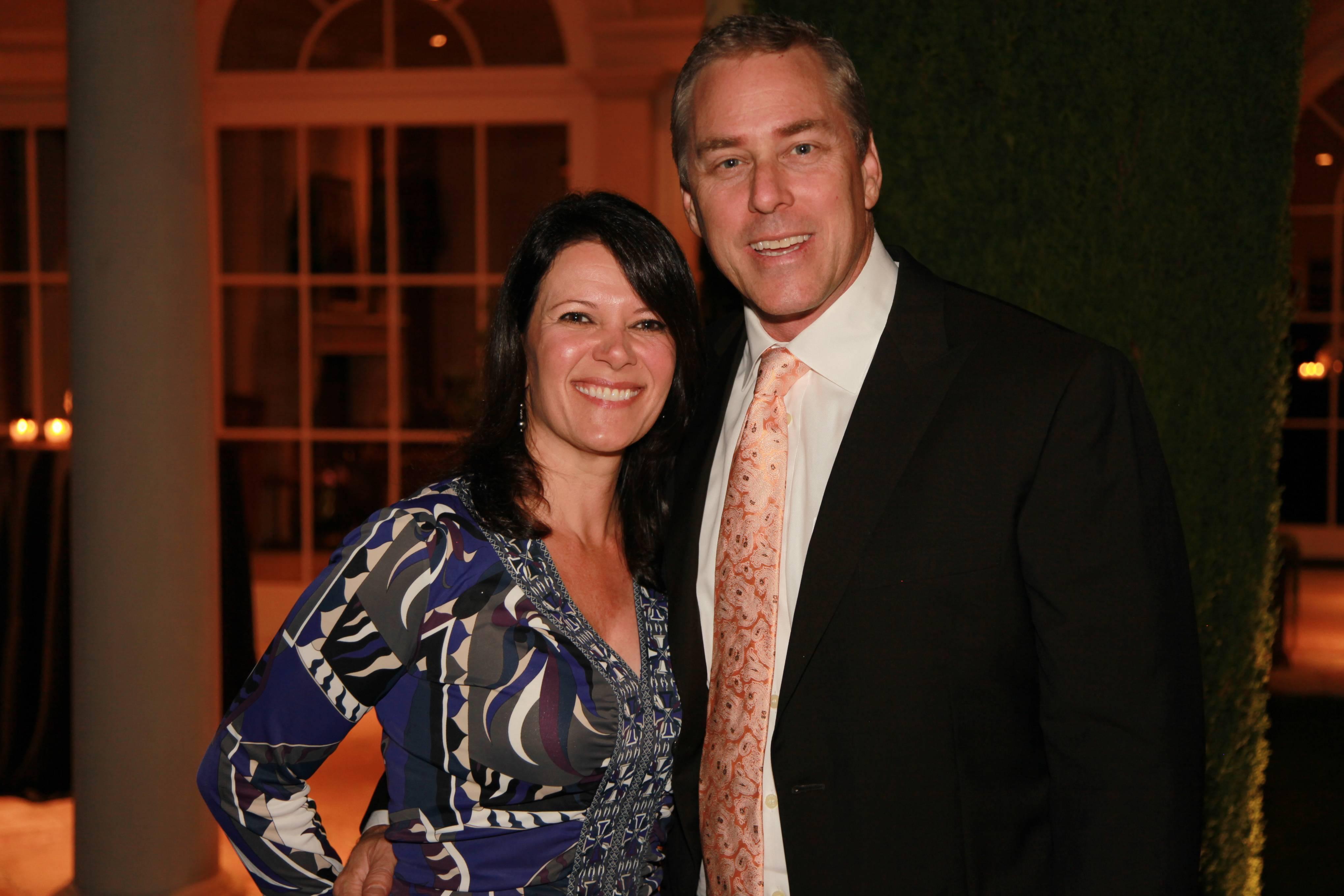 Ann & Eric Smyth