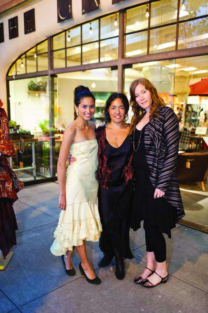 Ashley McKinley, Cari Borja, Rachel Matthews