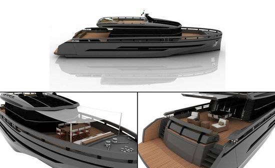 Baia-diesel-electric-hybrid-Yachts-thumb-550×337