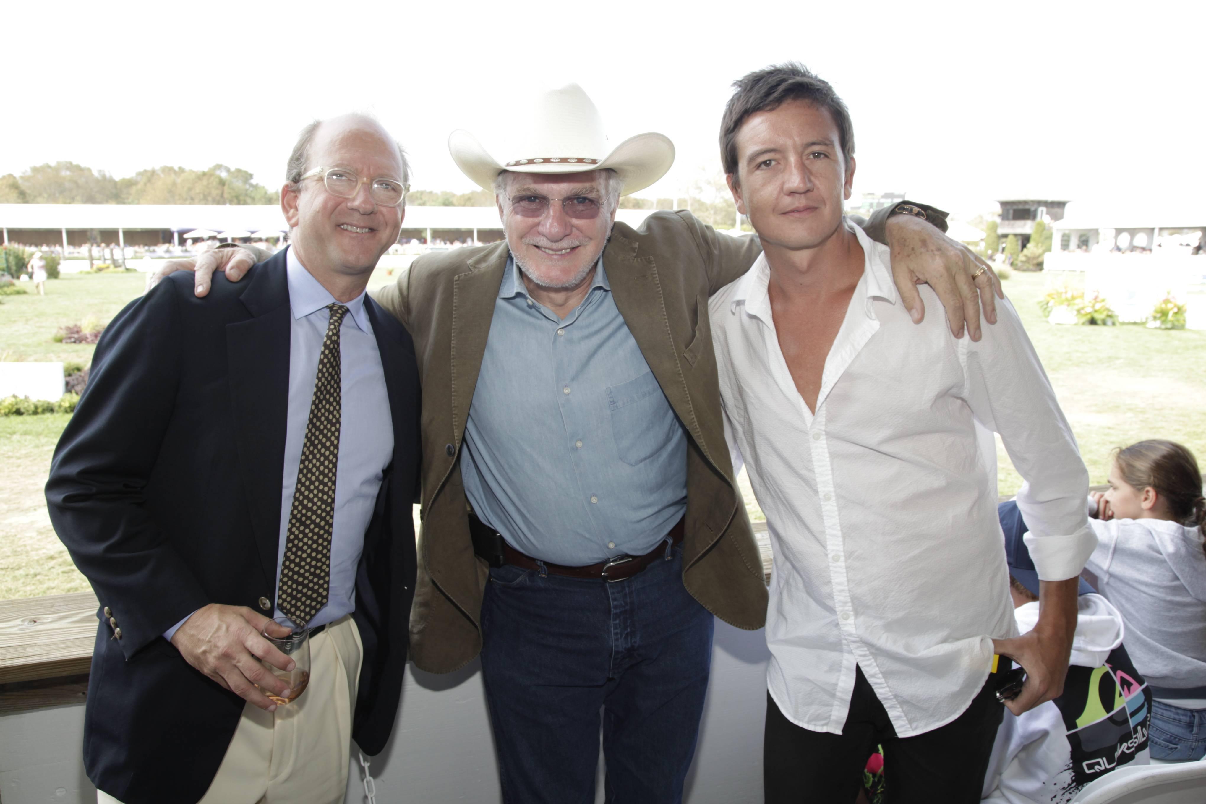 Bruce Herzog, David Yrman,Anthony James