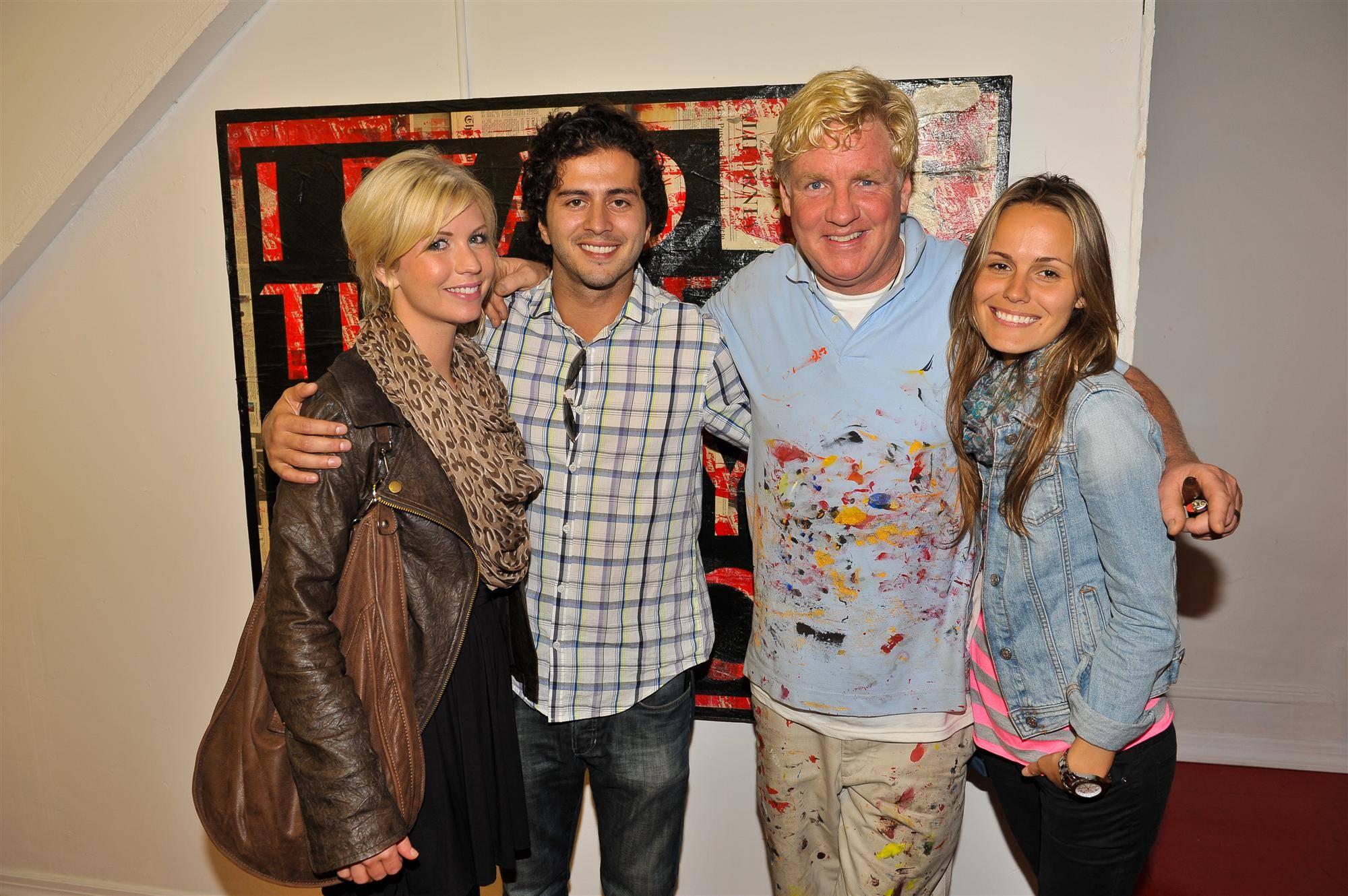 Carin Ahrberg & Ronald LaSasso & Peter Tunney & Yuliya Mirishnikova (Custom)