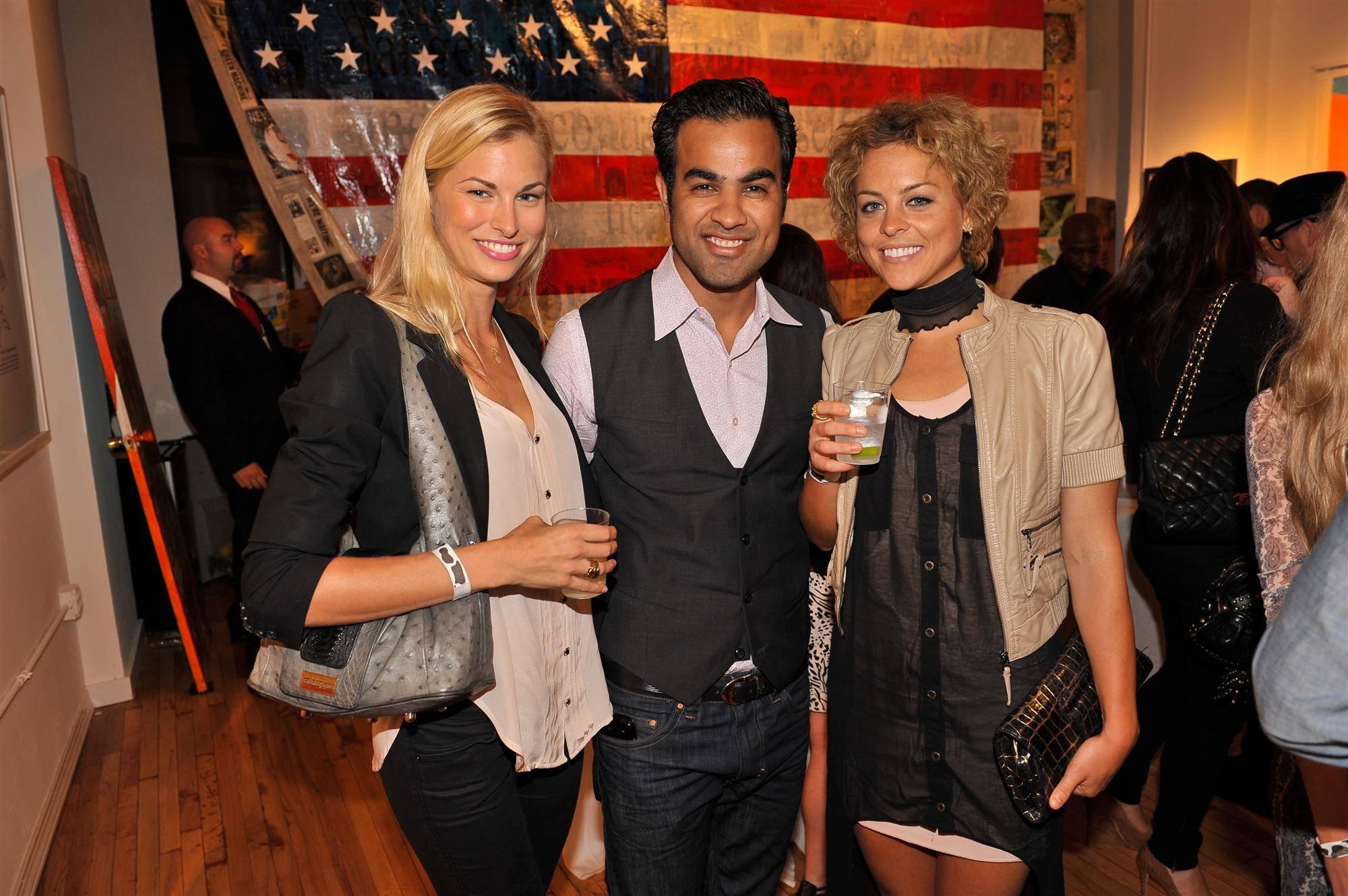 Caroline O'Connell & Anu Bhartiya & Melinda Miller (Custom)