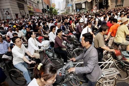 China Bicycle Kingdom
