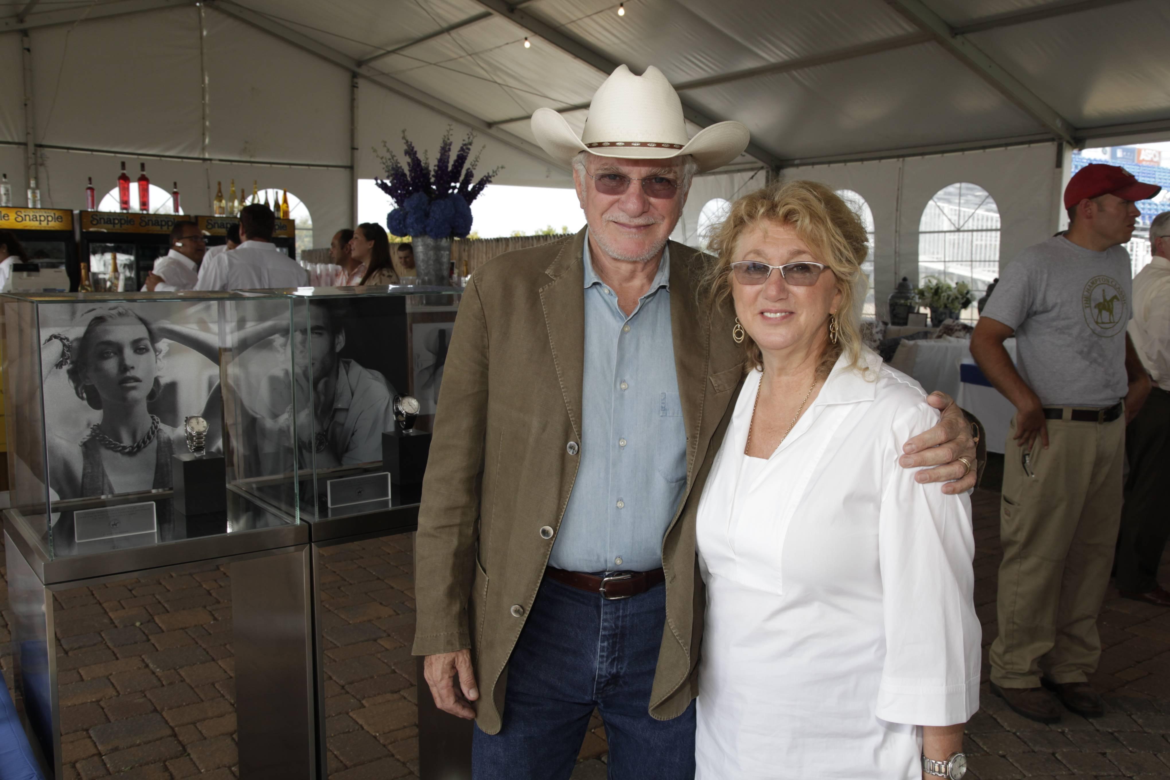David and Sybil Yurman