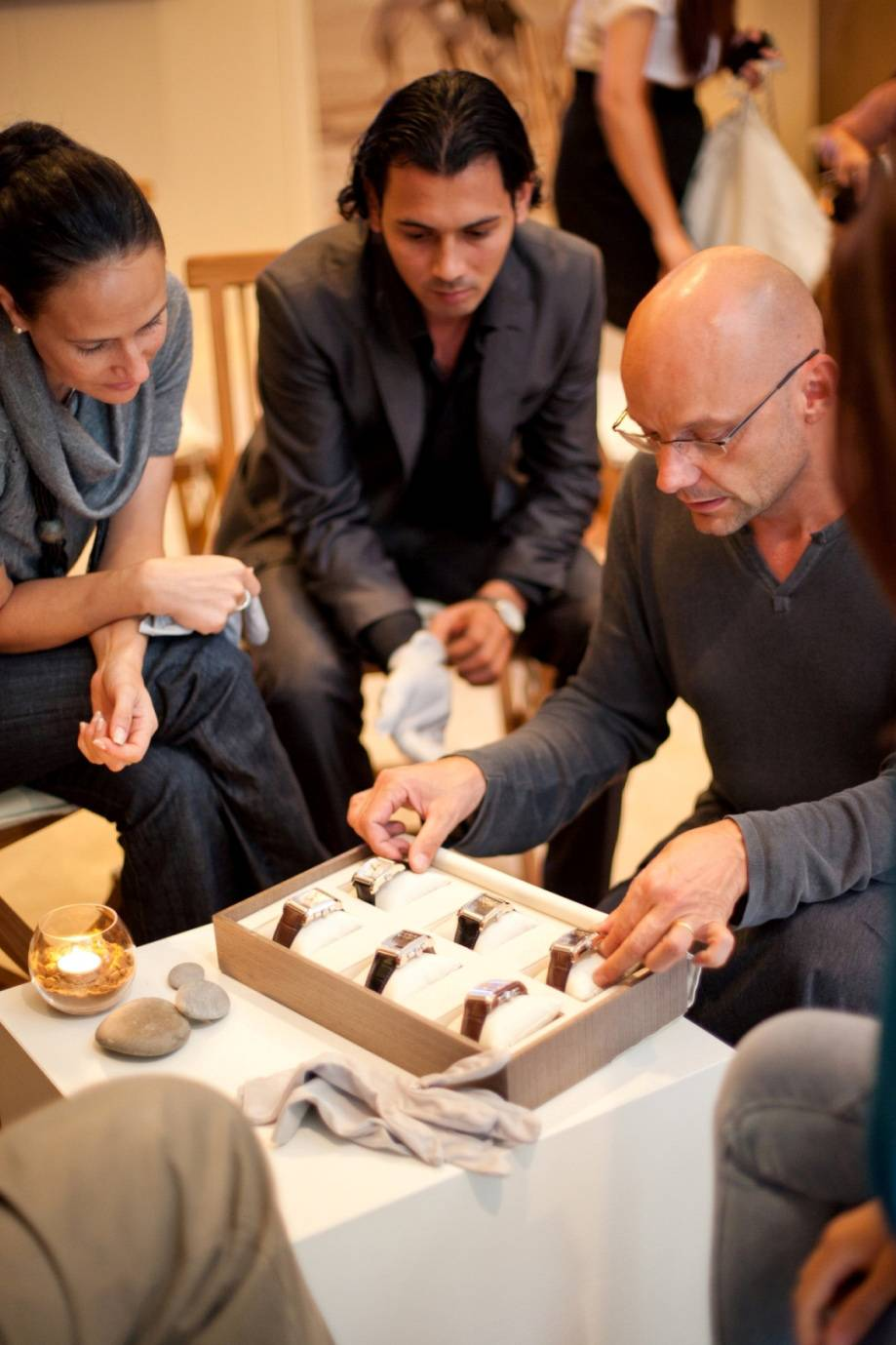 Design_Director_Alexandre_Peraldi_and_guests_jpg[1] Baume & Mercier