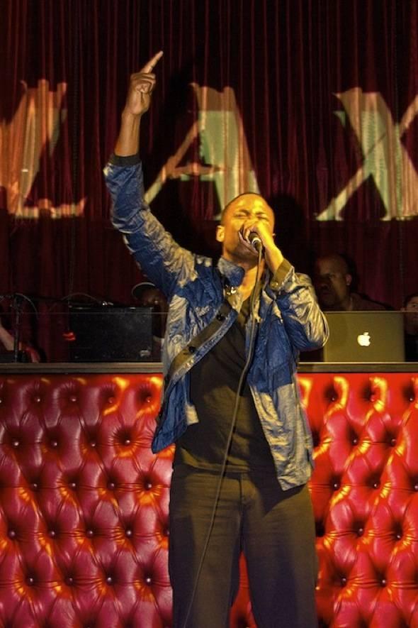 Doug E Fresh_LAX Nightclub_Performance_9.10.11