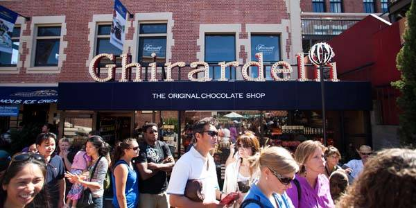 Ghirardelli2- Credit James Hall Photography