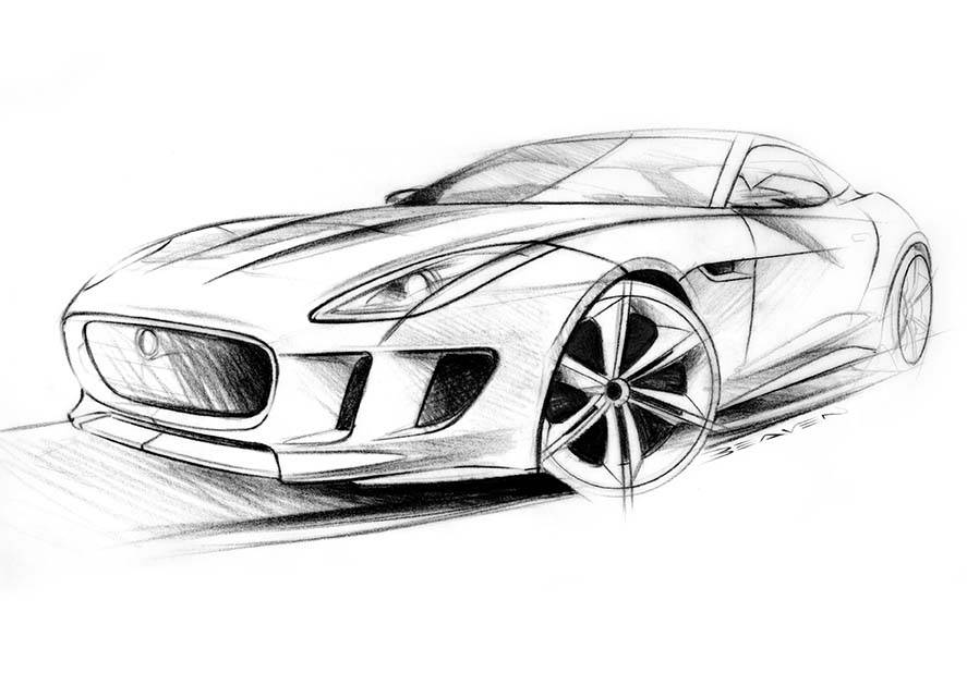 Jaguar C-X16 Production Concept....004