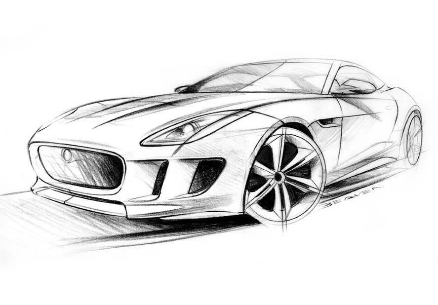 Jaguar C-X16 Production Concept....004
