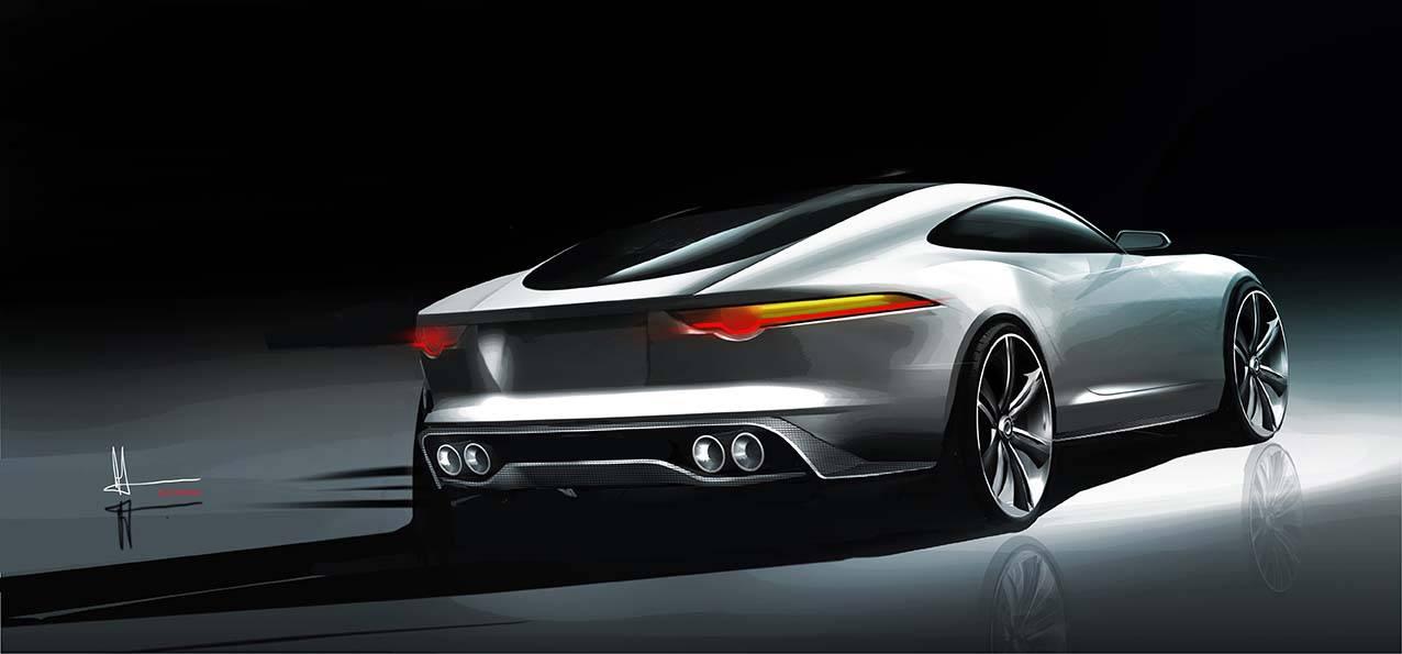 Jaguar C-X16 Production Concept....006
