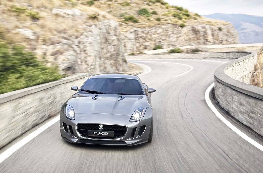 Jaguar C-X16 Production Concept....009