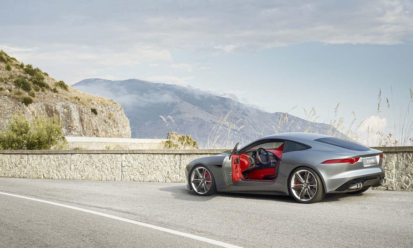 Jaguar C-X16 Production Concept....010