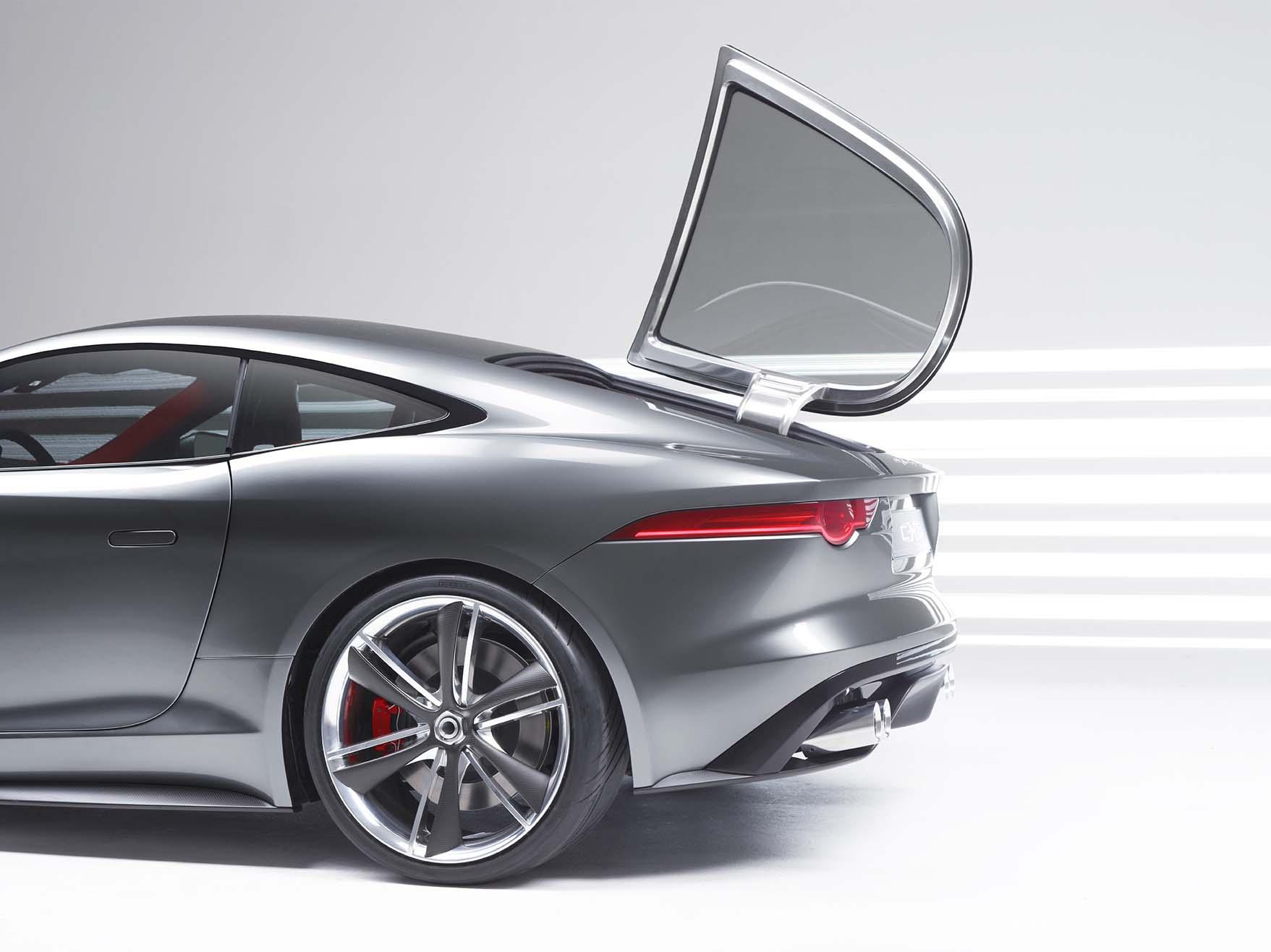 Jaguar C-X16 Production Concept....012