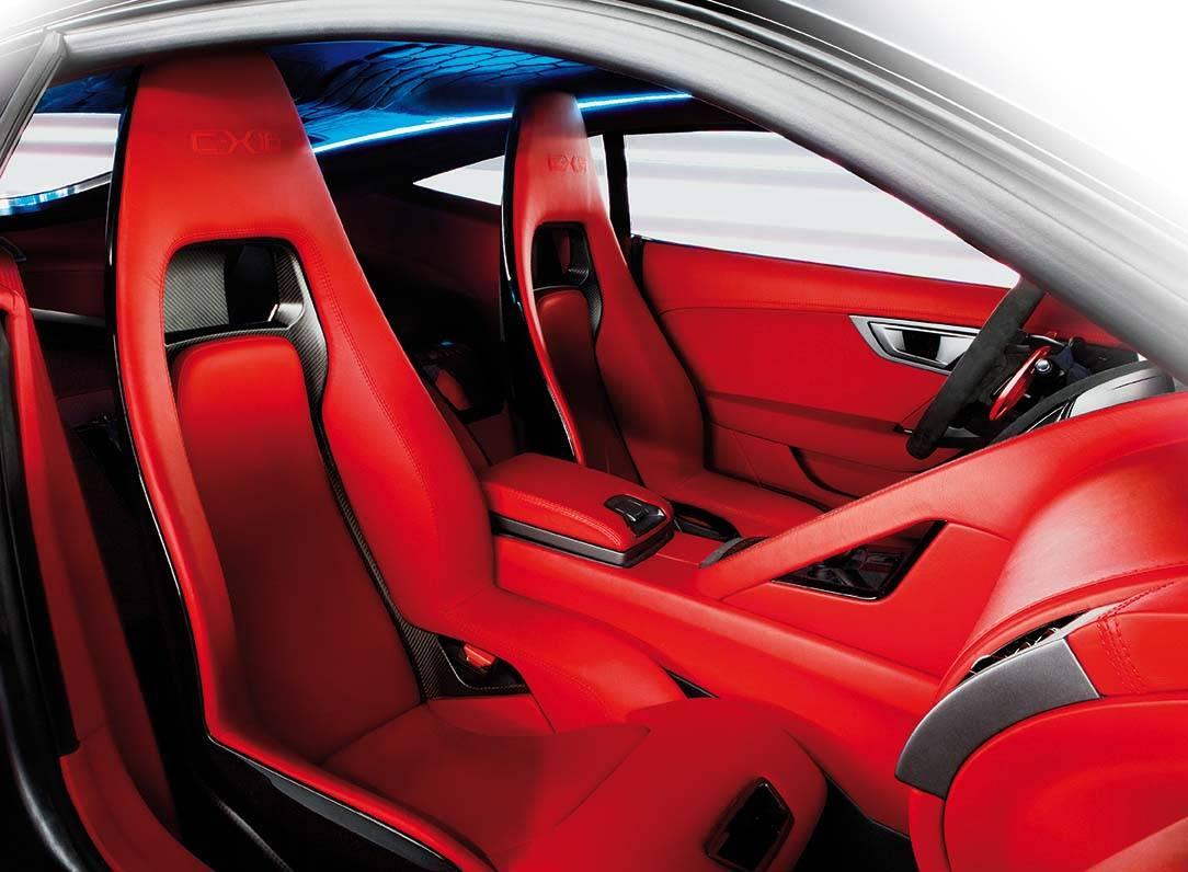Jaguar C-X16 Production Concept....016