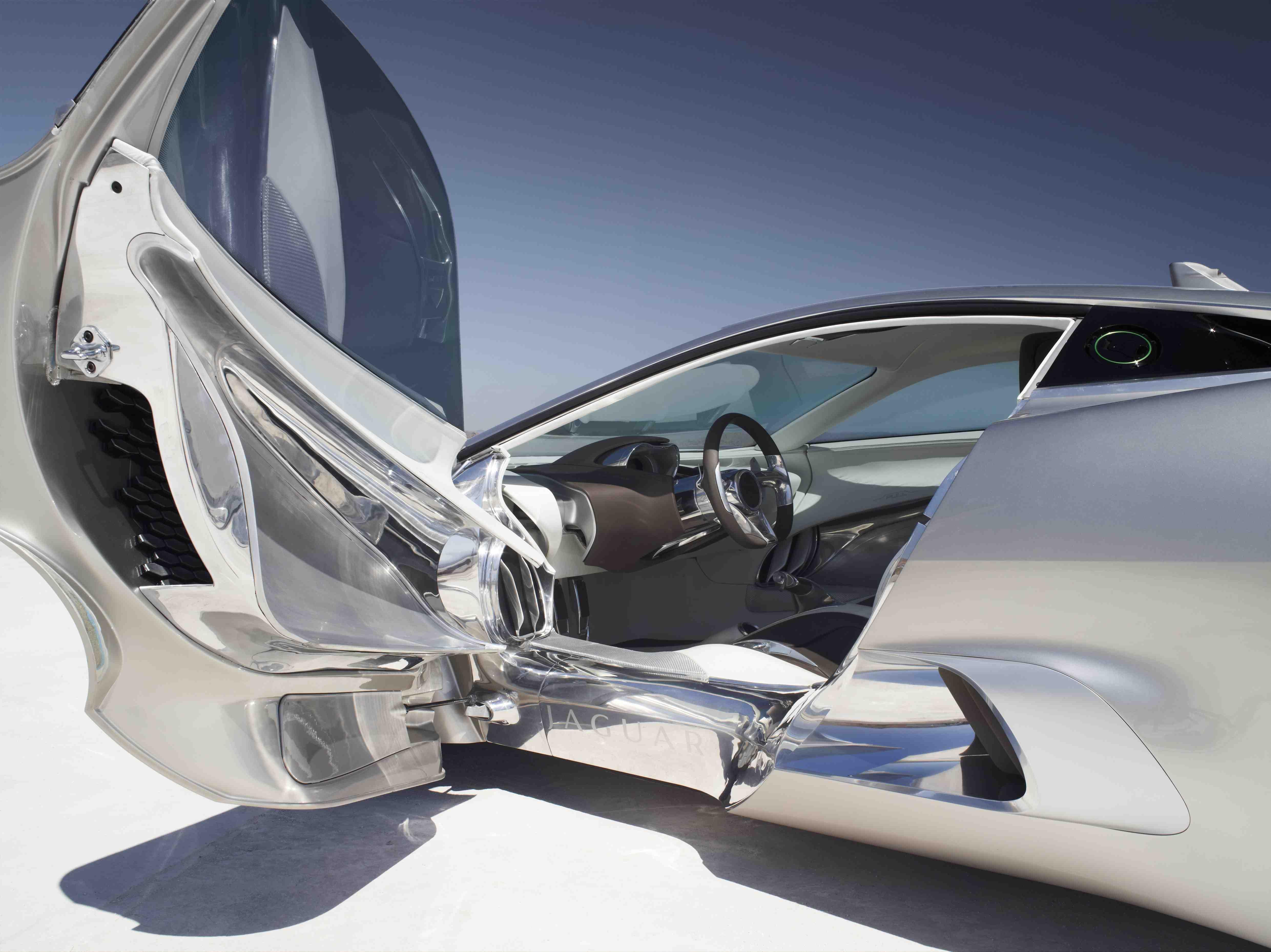Jaguar C-X75 Concept door