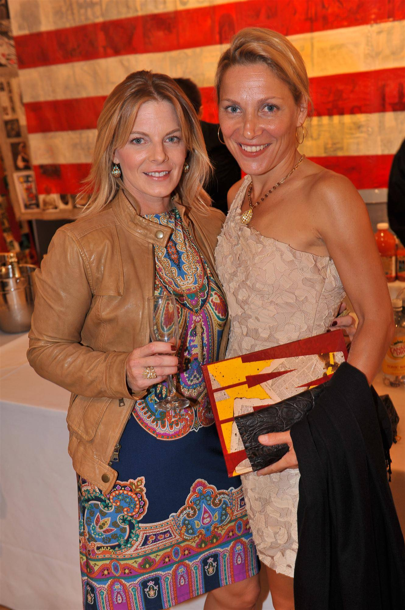 Jennifer Burns & Miriam Scully (Custom)